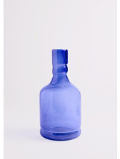 Blue Glass Decanter