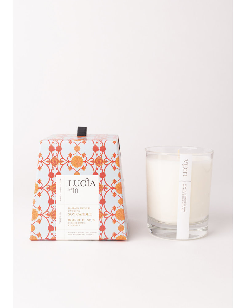 Lucia Soy Candles