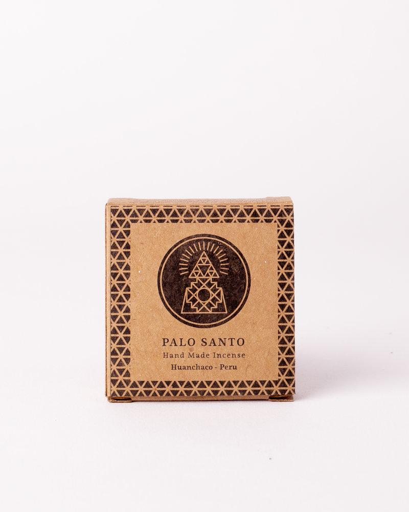 Espiritus del Ande Palo Santo Incense Bricks