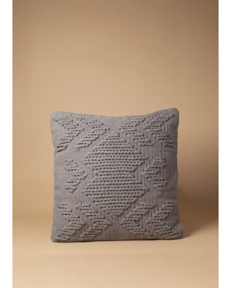 Gray Nia Pillow