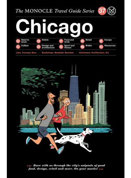 The Monocle Travel Guide Series Chicago