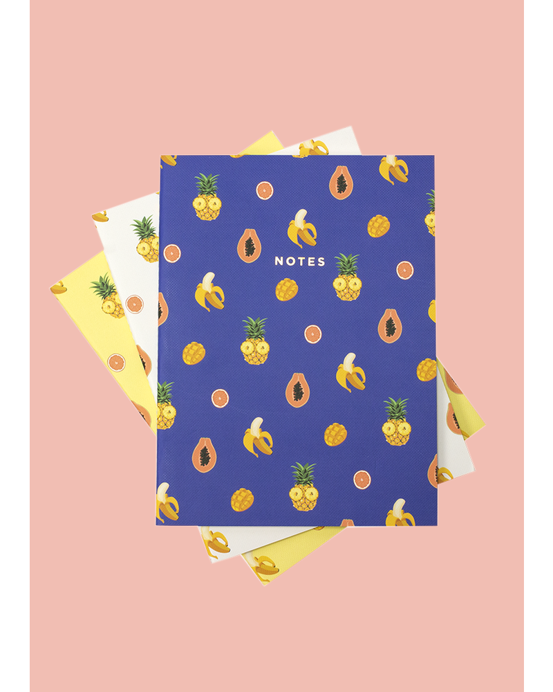 Patterned Notebooks