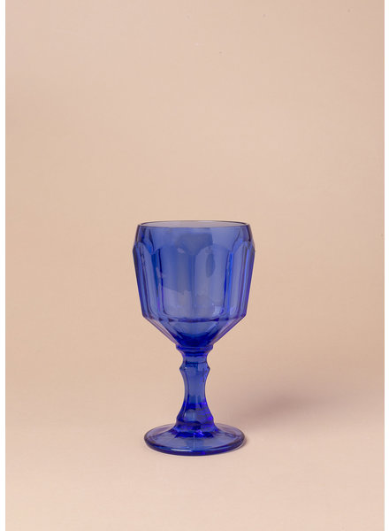 Cobalt Rosalie Glass