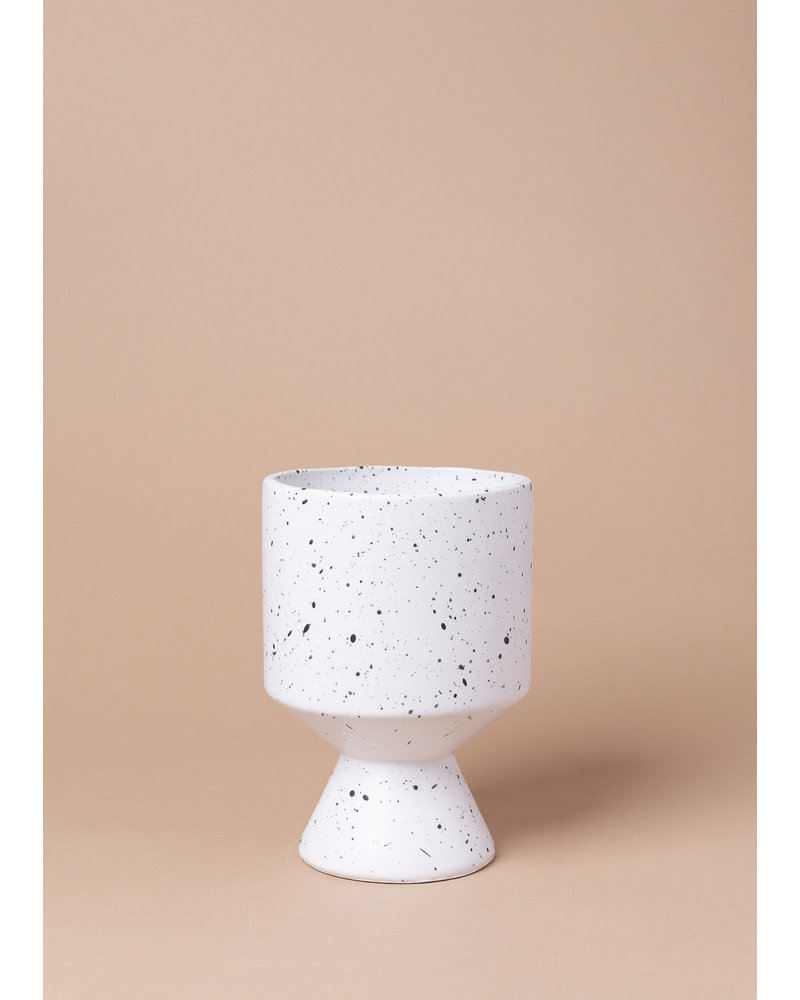 Speckled De Vil Pot