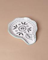 Ceramic Deco Spoon Rest