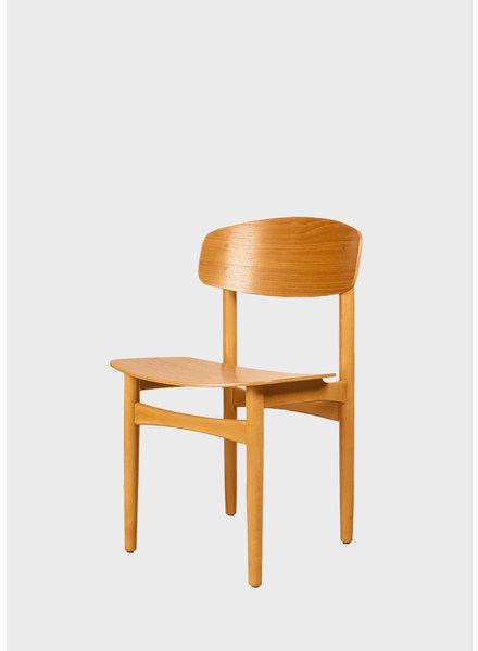 Børge Mogensen Teakwood Chair