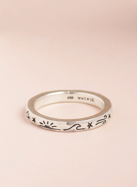 Elements Ring - Size 7