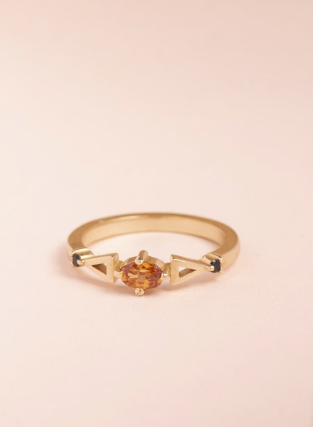 Virgo Ring - Size 6