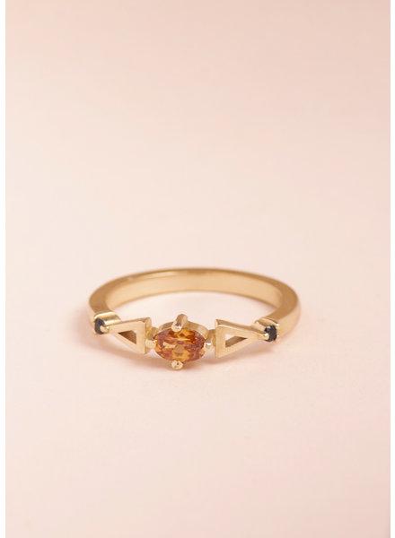 Virgo Ring - Size 6
