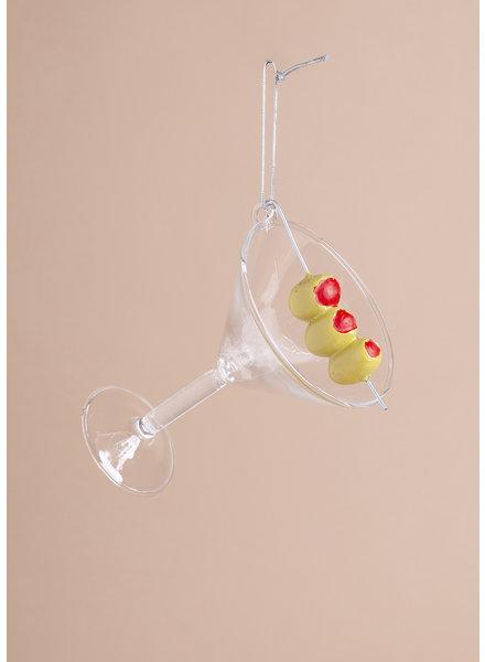 Martini Ornament