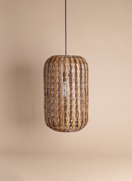 Bamboo Cage Pendant