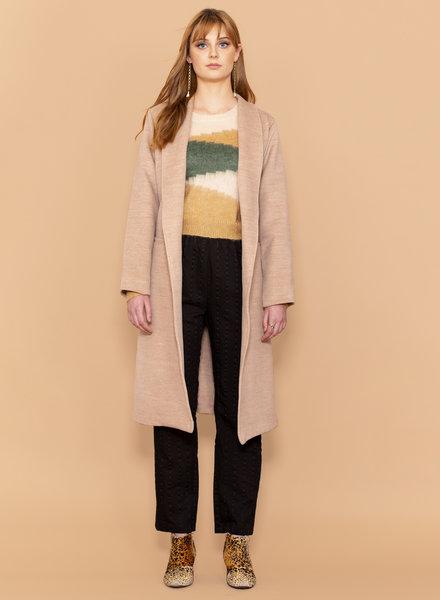 Brushed Felt Sonja Coat