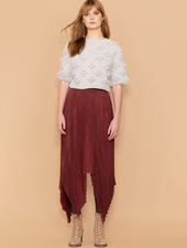 Tricia Pleated Skirt