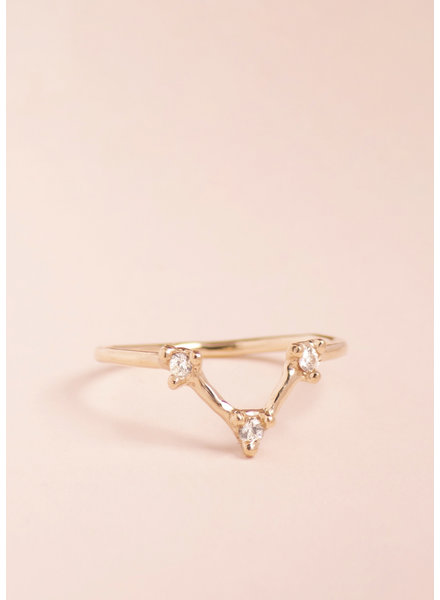 Cassiopeia Ring - Size 7