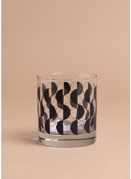 Eclipse Rocks Glass