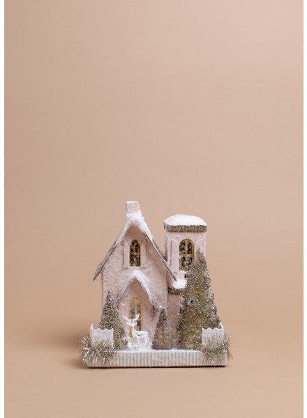 Petite Pink House