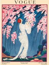 Vogue Cherry Blossoms Puzzle