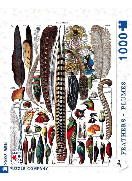 Feather Puzzle