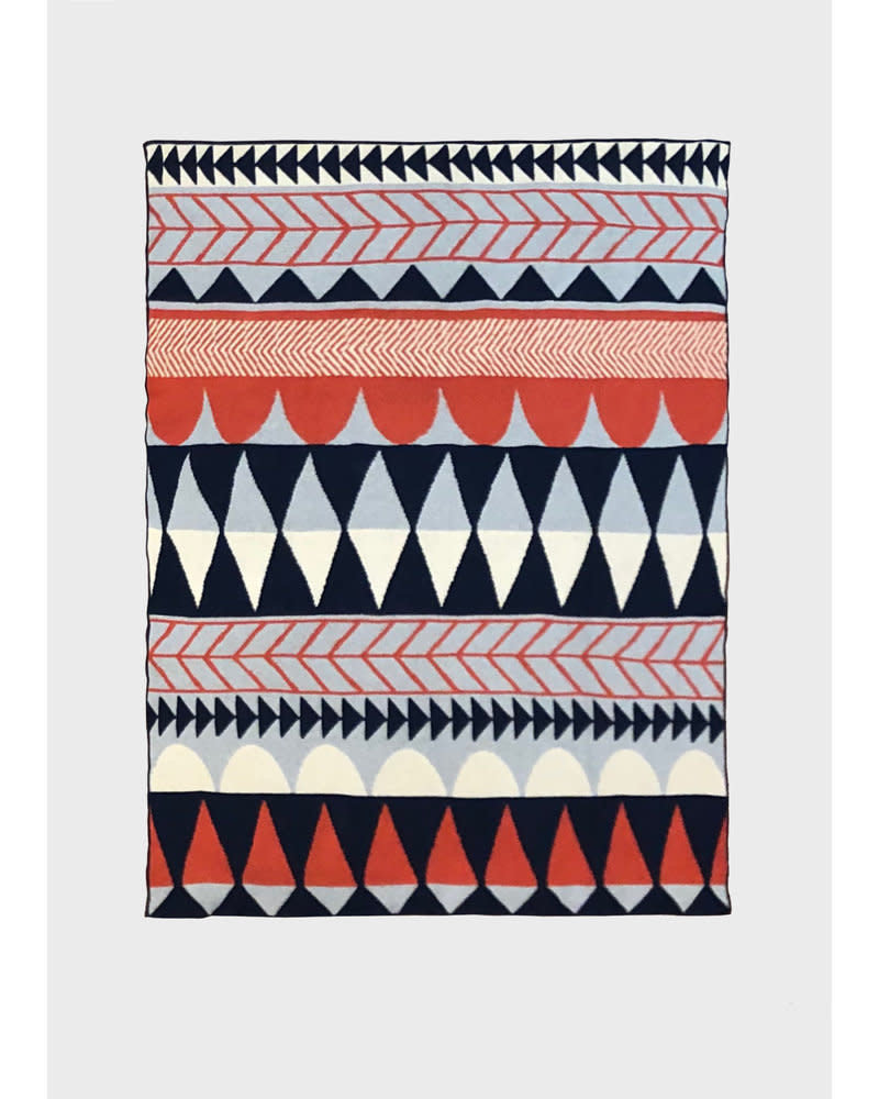 Kenchi Throw Blanket