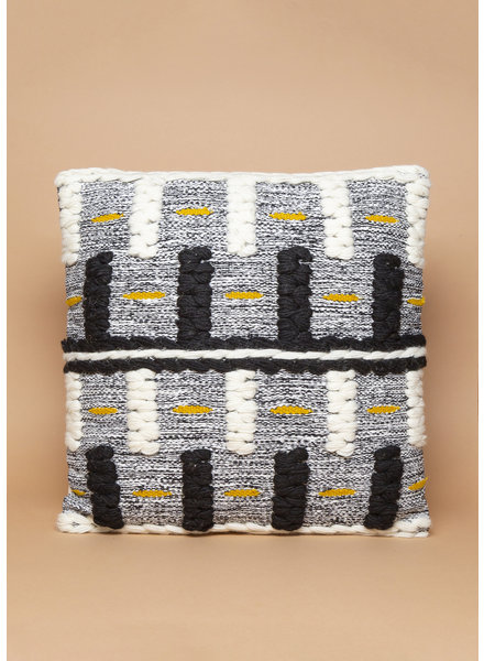 Rory Square Wool Pillow