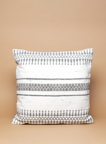 Gardenia Birch Pillow