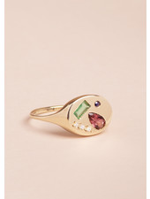 Night Market Signet Ring