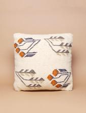 Lotus Leaf Wool Pillow