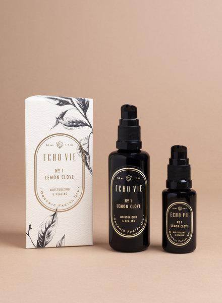 No. 1 Lemon Clove Moisturizing & Healing Facial Oil