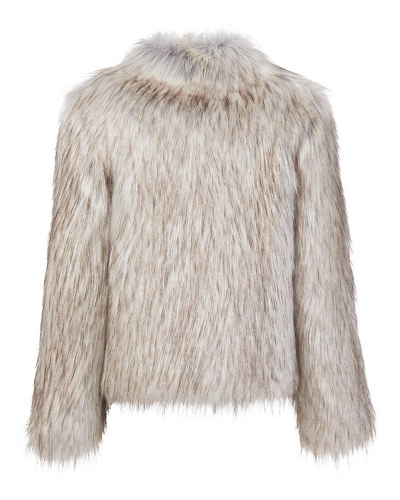 Fur Delish Jacket