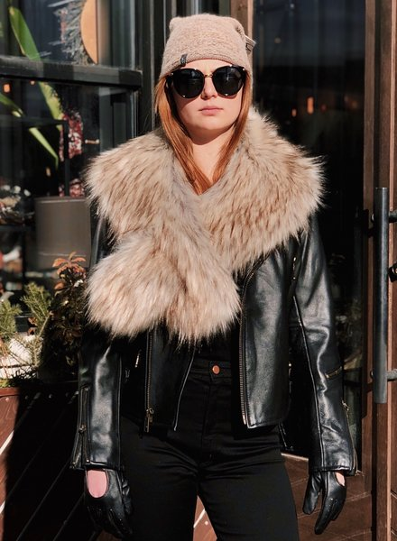 All Ways Faux Fur Scarf