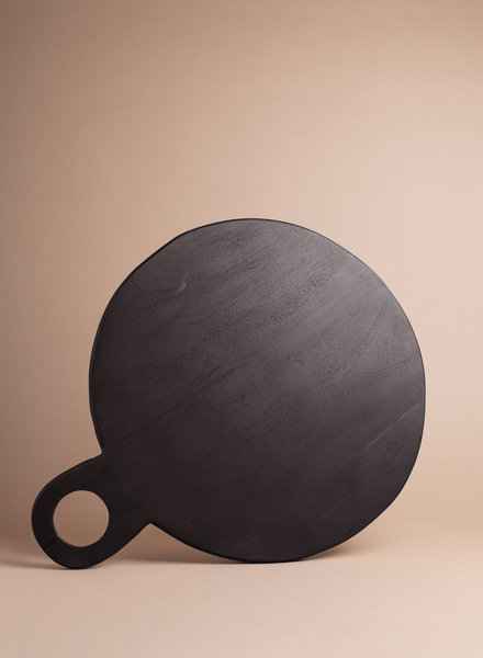 Oversized Round Cutting Board