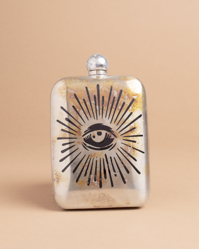 Eye of Providence Noble Flask