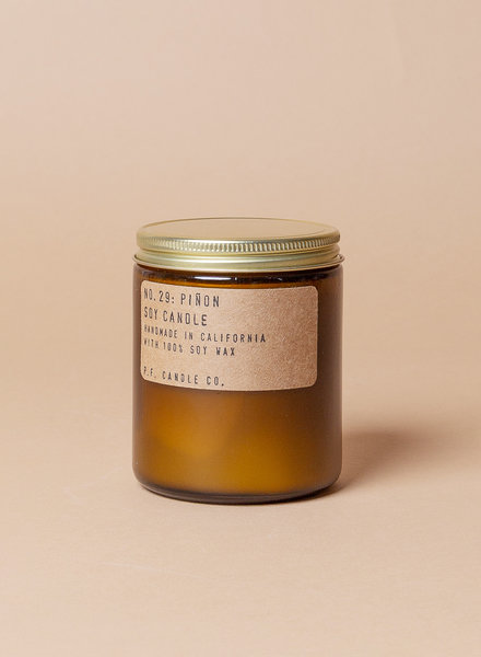 P.F. Candle Co. Soy Candle - Piñon