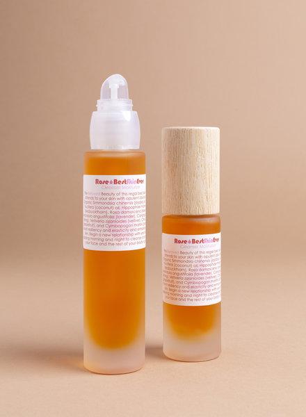 Rose Best Skin Ever Cleanser Moisturizer