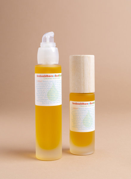 Seabuckthorn Best Skin Ever Cleanser Moisturizer