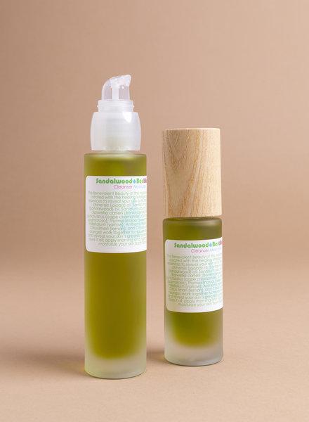 Sandalwood Best Skin Ever Cleanser Moisturizer