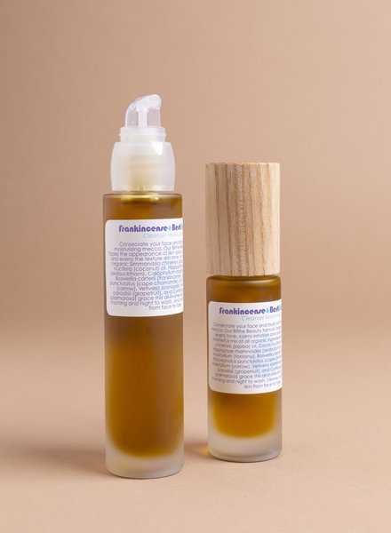 Frankincense Best Skin Ever Cleanser Moisturizer