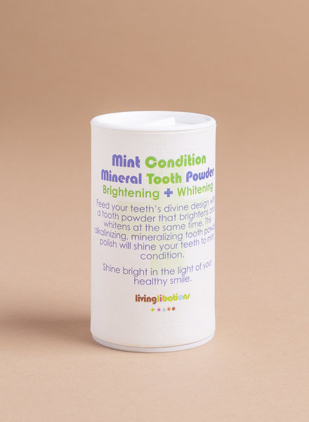 Mint Condition Brightening Tooth Powder