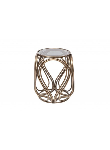 Palms Side Table