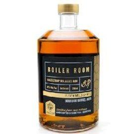 11 Wells 11 Wells Boiler Room BARREL AGED Rum 750ml