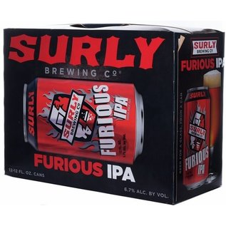 Surly Brewing Co Surly Furious 12 can