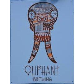 Oliphant Oliphant The Mangus Tart Mango Milkshake IPA Crowler