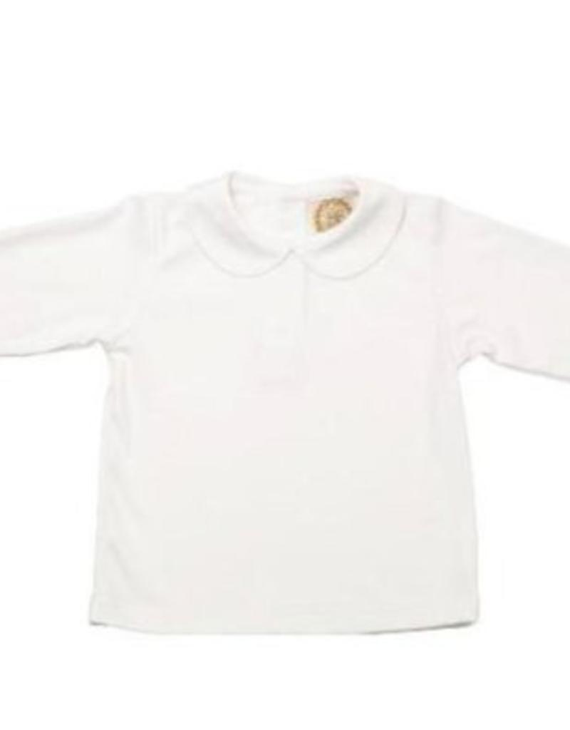 BEAUFORT BONNET CO BEAUFORT BONNET MAUDES PETER PAN PIMA COTTON  SHIRT