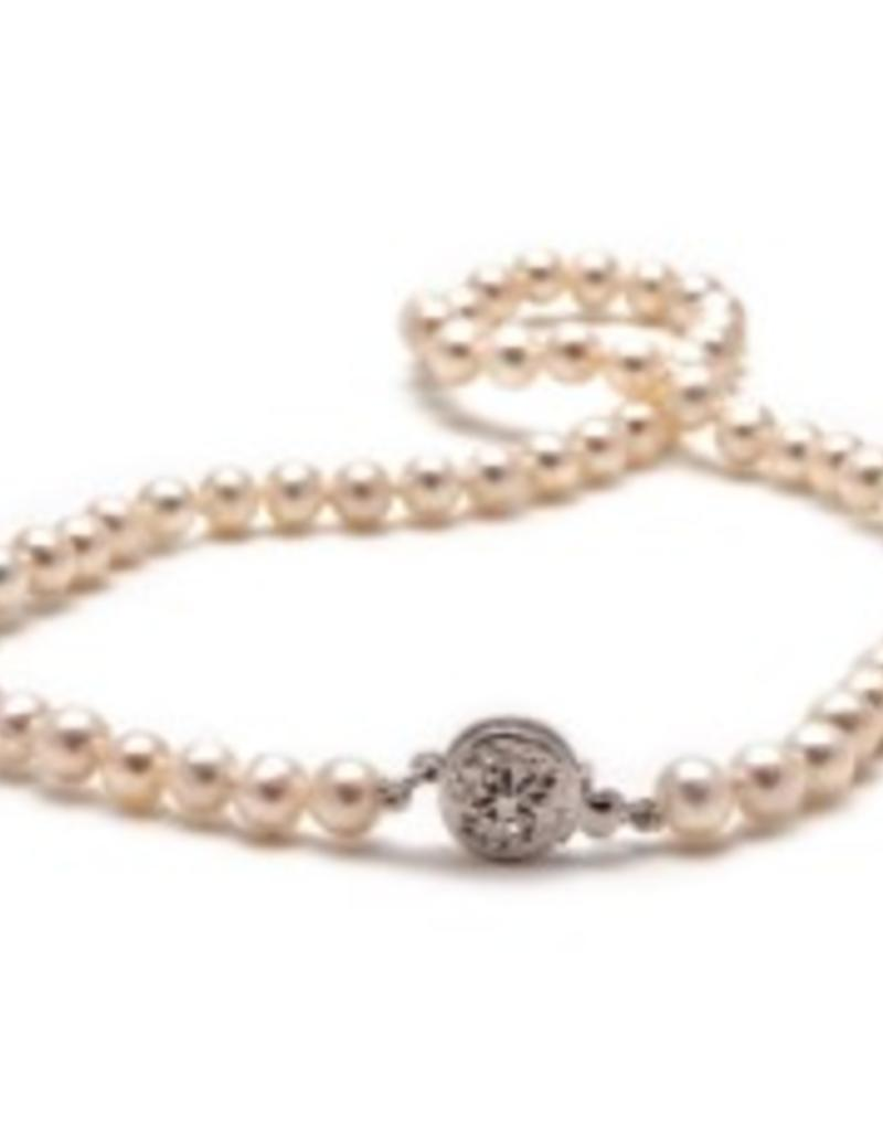 PEARL GIRLS PEARL GIRLS - GIRLS LITTLE PEARL NECKLACE