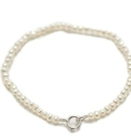 PEARL GIRLS BABY PEARL NECKLACE