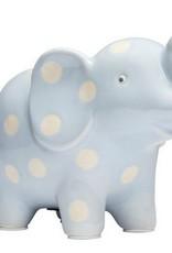 ELEGANT BABY ELEGANT BABY CERAMIC ELEPHANT PIGGY BANK