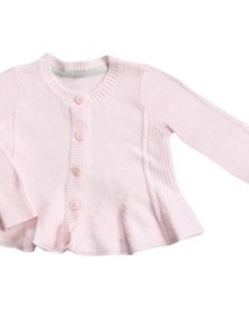 ANGEL DEAR ANGEL DEER GIRLS SEED CARDIGAN