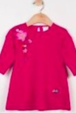 CATIMINI CATIMINI FLORAL DRESS W/TIGHTS
