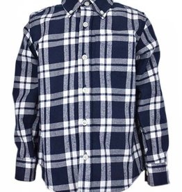 ELAND BOYS PLAID SHIRT