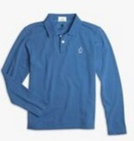 JOHNNIE O DUNCAN LONG SLEEVE POLO SHIRT